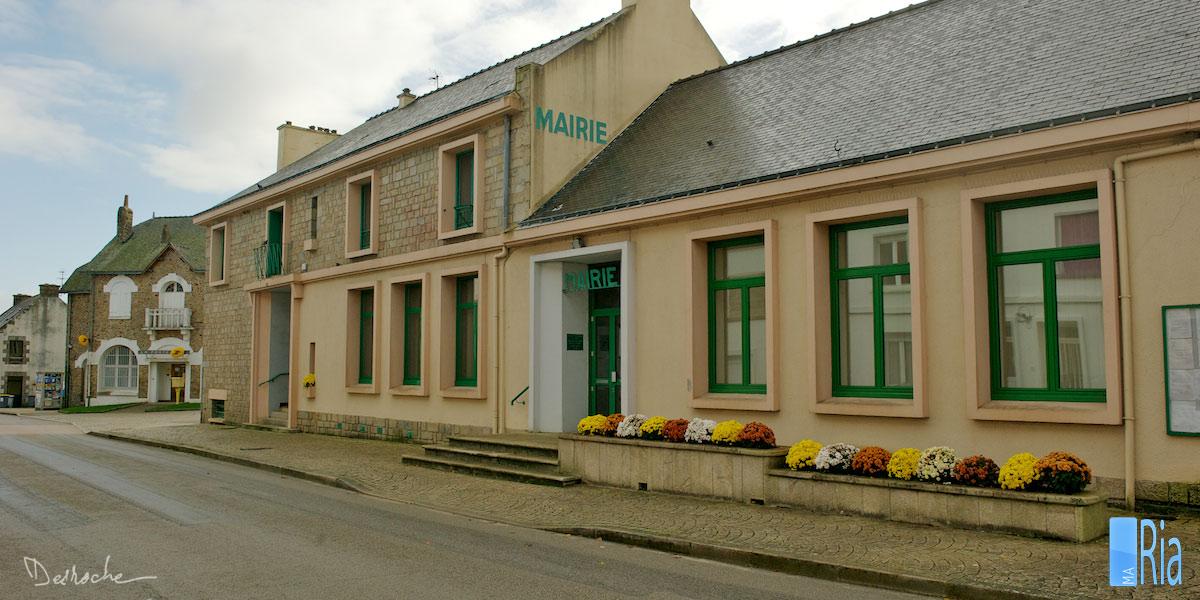 Mairie de Merlevenez