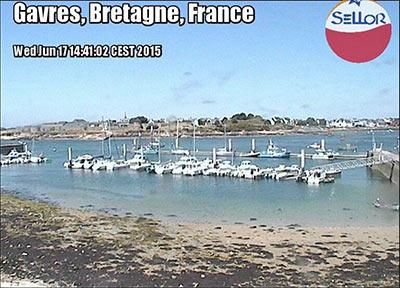 Webcam port de Gâvres